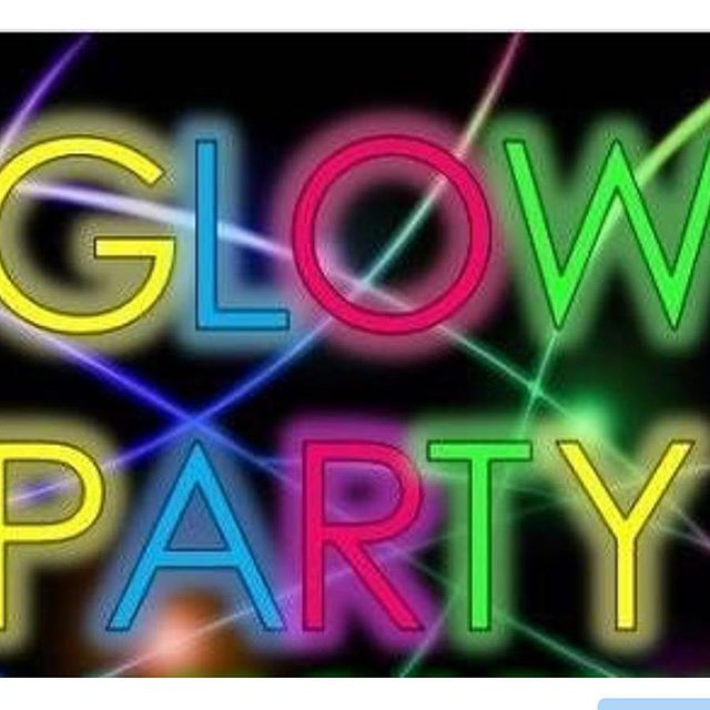 """Under the Sea"" Glow Dance Party!"